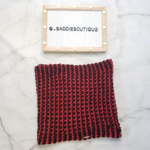 Tahari knit infinti scarf